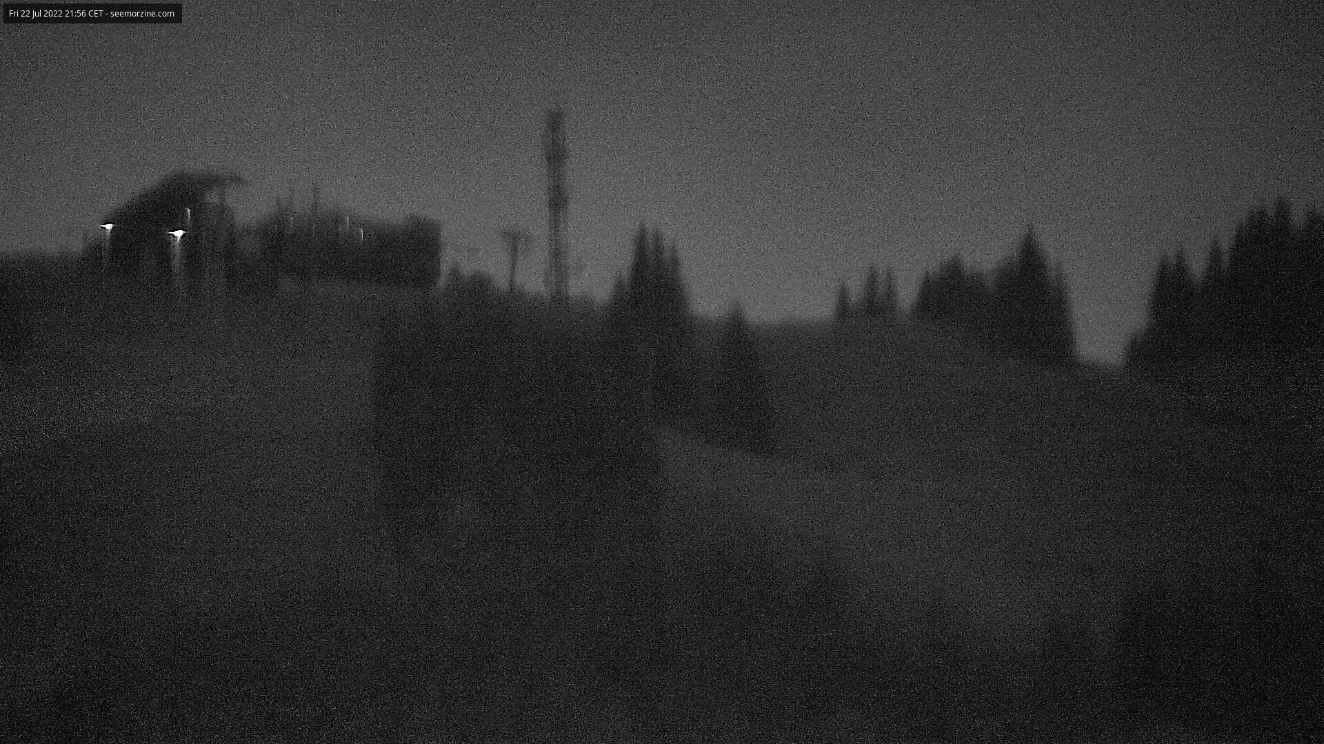 webcam Morzine : Vue sur le Pleney